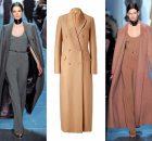Актуальная мода: фасоны пальто на весну 2017